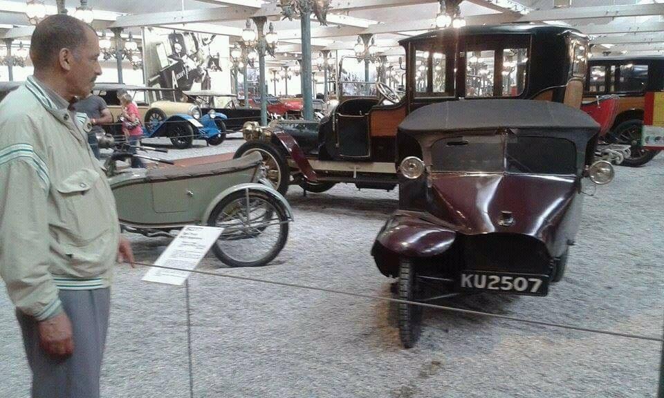 متحف السيارات .ميلوز